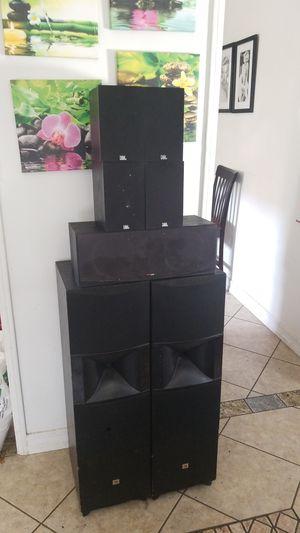 Surround JBL/Polk Audio for Sale in Chula Vista, CA
