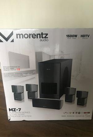 Morentz MZ-7 for Sale in Dallas, TX