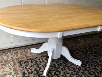Farmhouse Pedestal Dining Room Table for Sale in Brandon,  FL