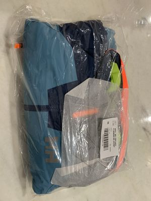 NWT Helly Hansen Kids Waterproof Jacket Navy Size 4T /104 Retail $250 for Sale in Washington, DC