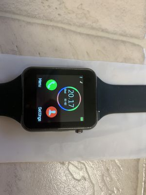 Smart Watch Fitness Tracker,Compatible Android iOS Touchscreen for Sale in El Cajon, CA