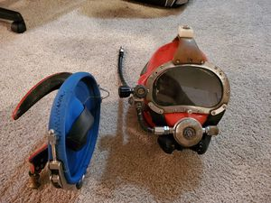 Commercial Dive Hat SL/17B for Sale in Mill Creek, WA