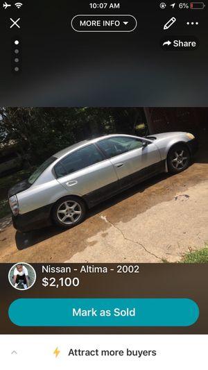 Nissan Altima for Sale in Opelousas, LA