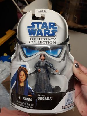 Organa Star Wars Collectible Action Figure for Sale in Rialto, CA