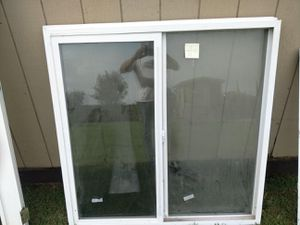 Double panel window 47.5 wide x 47.5 high for Sale in Stockton, CA