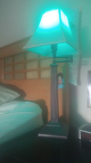 Led color change lamp w/remote for Sale in Bartow, FL