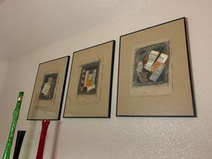 Originals mixed media paintings by Julie Waschka for Sale in El Dorado, AR