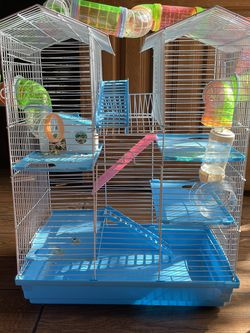 Bird Cage & Hamster Cage for Sale in Baldwin Park,  CA