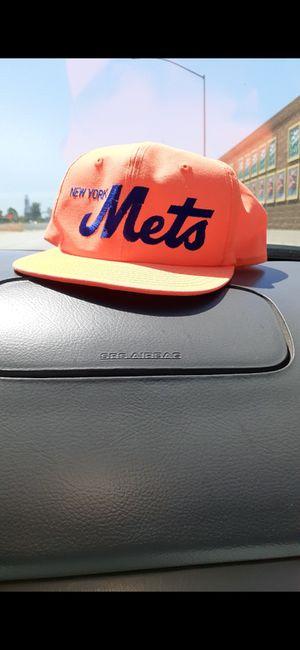 New York mets vintage snapback asking 8$ for Sale in Anaheim, CA