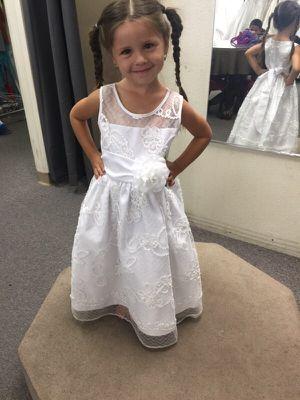 Flower girl dress for Sale in Modesto, CA