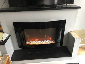 Wall Mounted Electric Fireplace for Sale in Washington, DC