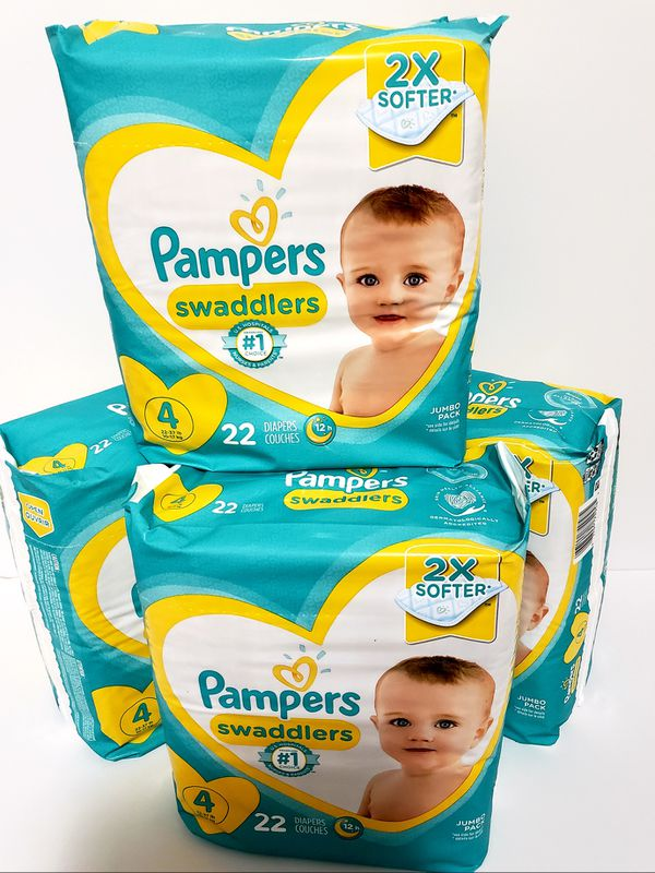Pampers Swaddles