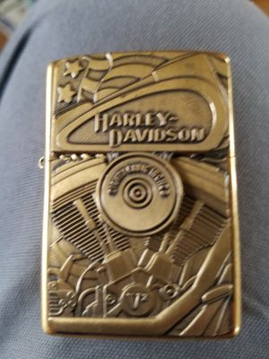 Zippo in case for Sale in Murfreesboro, TN
