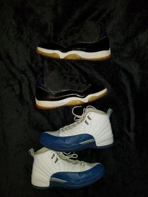 Jordan 11 & 12 Sz 12 for Sale in Columbus, OH