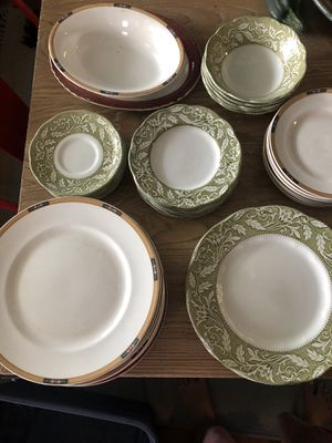 HUGE LOT OF ANTIQUE CHINA!!!! for Sale in McKeesport, PA