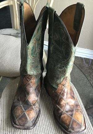 Boots 71/2 D for Sale in Wichita Falls, TX