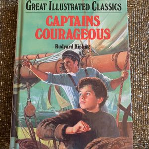 Captain Courageous Hardbound for Sale in Atwater, CA