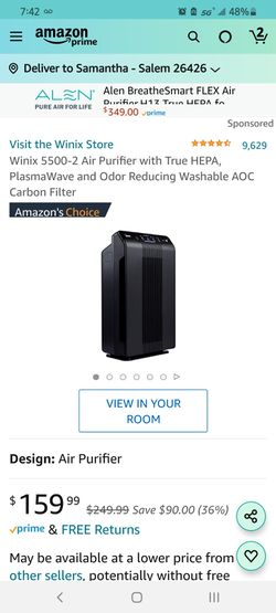 New Air Purifier for Sale in Salem,  WV