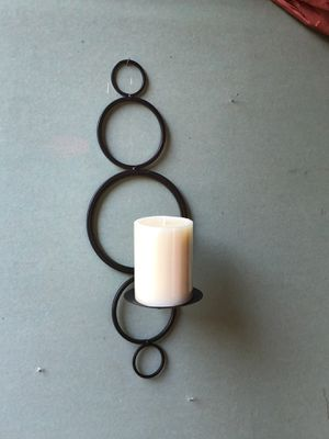 Rings wall sconce for Sale in Dallas, TX