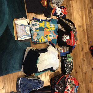 HUGE Lot Of Boys Clothes Size 5/6-7/8 for Sale in Oakland, CA
