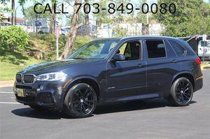 2017 BMW X5 for Sale in Fairfax, VA