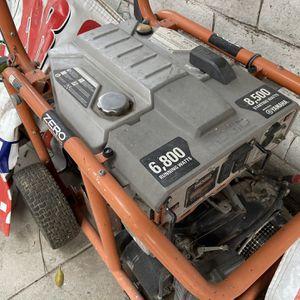 RidGid Power Plant 8,500 Starting Watts for Sale in La Habra, CA