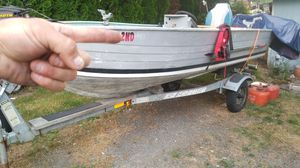 fishing boat 14ft for Sale in Granite Falls, WA