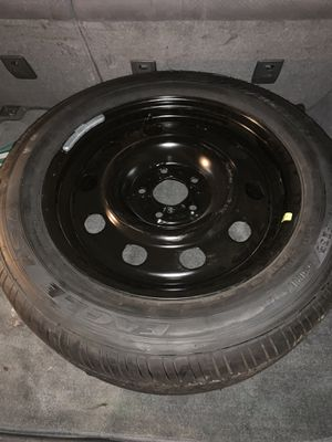 Brand new tire and rim for Ford Crown Victoria Police Interceptor 235/55/17 for Sale in Alameda, CA