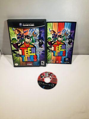 Teen titans Nintendo GameCube for Sale in Long Beach, CA