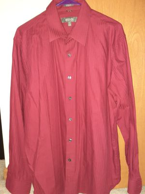 Kenneth Cole reaction men's dress shirt for Sale in Elgin, IL
