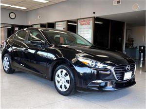 2017 Mazda Mazda3 4-Door for Sale in Sacramento, CA