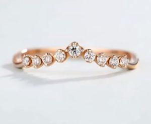 14k Rose Gold Filled Ring for Women for Sale in Wichita, KS