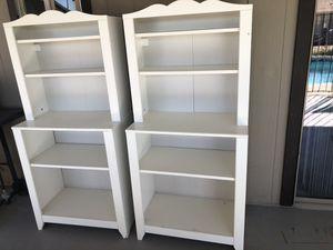 2 Bookshelves for Sale in Peoria, AZ