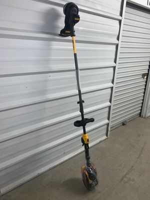 NEW 60V. STRING GRASS TRIMMER (TOOL ONLY) NO BATERIA - NO CARGADOR for Sale in Dallas, TX