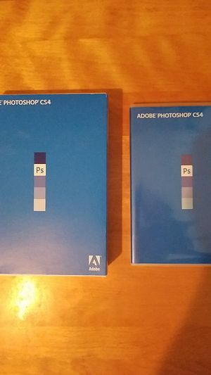 Adobe Photoshop CS 4 UPGRADE for Sale in Livermore, CA