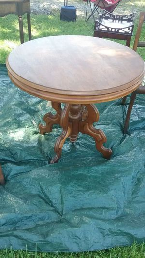 Antique walnut table,,excellent condition for Sale in Columbus, OH
