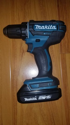 New Makita 18-Volt LXT Lithium-Ion 1/2 in. Drill/Driver (XFD10) for Sale in Hemet, CA