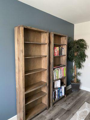 1 qty Ducar II 84 inch bookcase for Sale in Murrieta, CA