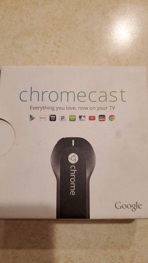 Chromecast for Sale in Paterson, NJ