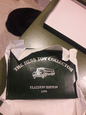 Hess toy collection book for Sale in Collegeville, PA