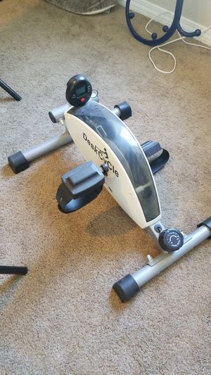 DeskCycle Desk Exercise Bike for Sale in Las Vegas, NV