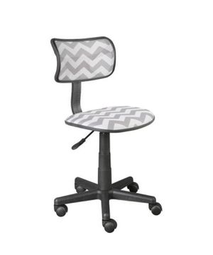 Urban Shop Swivel Mesh Office Chair, Gray chevron Color for Sale in Garland, TX