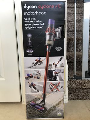 NEW Dyson V10 motorhead vacuum for Sale in Round Rock, TX