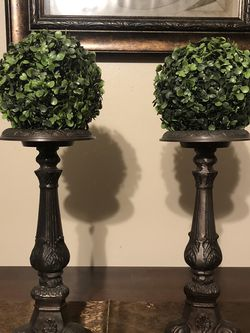 "Set of Candel Holders 16""'H . Greenery Not Included for Sale in Clermont,  FL"