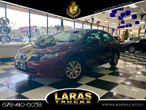 2012 Honda Civic Sdn for Sale in Chamblee, GA