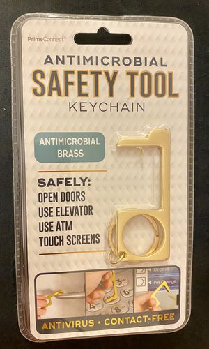 Antimicrobial 'No Touch' Safety Keychain for Sale in Herndon, VA
