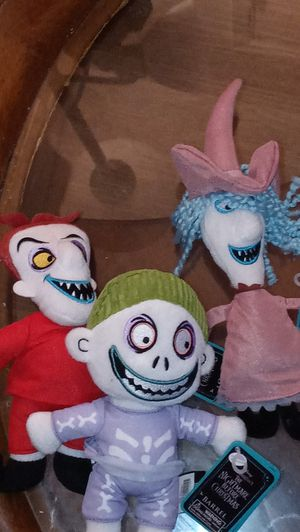 The nightmare before Christmas dolls for Sale in San Jose, CA