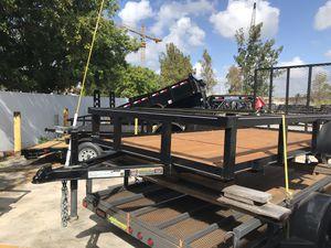 6 x 12 Utility Trailer for Sale in Pembroke Pines, FL