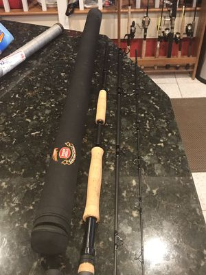 Penn international 14/15 wt. three piece fly rod new. Never fished. for Sale in Bridgeport, CT