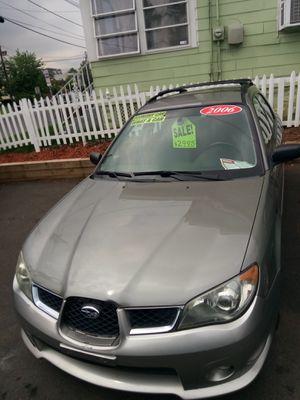 2006 Subaru Impreza outback for Sale in Elizabeth, NJ